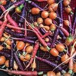 Home Grown Produce at the Polgooth Inn