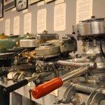 Outboard motors.