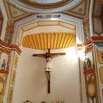 古老精緻的禮拜堂內部