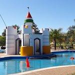 Futura piscina para niños