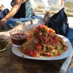 Try the awesome nachos!