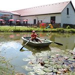 mlýnhotel - rybníček