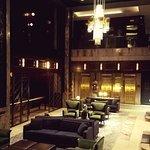 Main Lobby in Art Deco style.