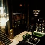 Stunning Art Deco main lobby