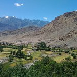 Mesmerizing view of nature from Likir Monastery