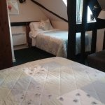 Room 12 at The Croft in Bridgnorth(double & single bed)
