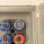 Very old fuse box