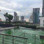 Photo de Sathorn Vista, Bangkok - Marriott Executive Apartments