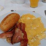 Breakfast Hotel Best Triton Nov 2017