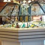 Salad bar kiosk