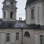 Bild från Gastehaus im Priesterseminar Salzburg