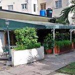 Nana Cafe around corner from Hotel Vedado