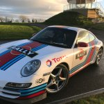 911. My best times were in this yet it was the most sensitive (challenging) to drive fast.