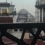 Vista dal balcone della mia camera 😳
