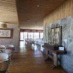 Entrada al Restaurante Kunza