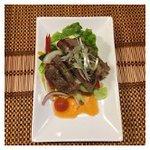 Mini Beef salad