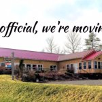 New location opening in April 2018.