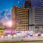 Fachada del hotel Dann Avenida 19 - Bogotá