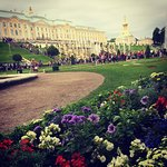 Peterhof Fountains and Grand Palace