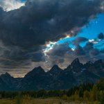 View from schwabacher's landing