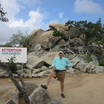 At Ayo and Casibari in Aruba