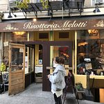 Risotteria Melotti NYC Foto