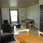 Living area standard cottage