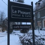 Photo de Le Pleasant Hotel & Cafe