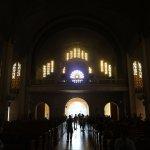Church exit