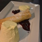 Try our famous house specialty - Deconstructed Kangaroo Island Honey Cheesecake!