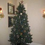 Christmas Tree - Main Dining Area