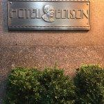 Photo de Hotel Edison Times Square