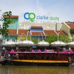 Clarke Quay stop