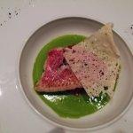 Foto de Abacus Restaurant, Garden & Bar