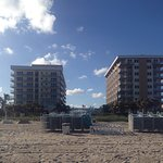 December stay at Pompano Beach Marriot