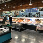 Interior Aisles & Specialty Sections