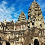 angkor wat private taxi driver/guide