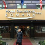 Wonderful stay in Hotel Romana  Milan is fantastic. So much history.