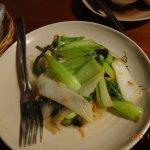 野菜の炒め
