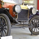 the Original Ford T Model, the historical car that set set the assembly lines rolling.