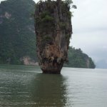 James Bond island with Canoe Activity and Exploring Cave