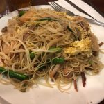 Special Fried Vermicelli (Singaporean Style)