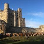 ภาพถ่ายของ Rochester Castle