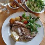 Fresh fish - Pagello (Sea Bream)
