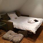 """le """"petit"""" canapé lit!"""