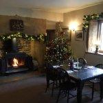 The Cat Head Inn is feeling festive