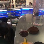 End of the night drinks at San Carlo.