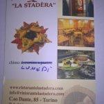 Bilde fra La Stadera