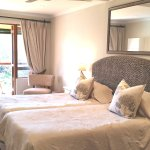 Room 3 is a twin-bedded room but can be converted to a king