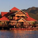 Golden Island Cottages - Nampan Foto